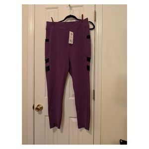 Pop Fit Active Leggings with Pockets